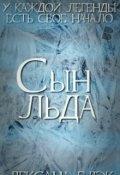 """Обложка книги """"Сын Льда"""""""