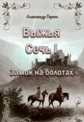 """Обложка книги """"Выжья Сечь 1. Замок на болотах"""""""