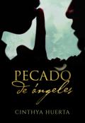 """Cubierta del libro """"Pecado de Ángeles"""""""