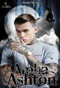 "Cubierta del libro ""Alpha Ashton ©"""