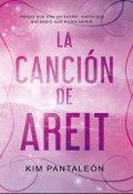 """Cubierta del libro """"La canción de Areit"""""""
