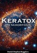 """Cubierta del libro """"Keratox"""""""