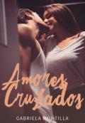 """Cubierta del libro """"Amores Cruzados"""""""