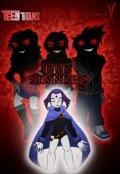 "Cubierta del libro ""Teen Titans: The Sinners"""