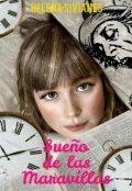 """Cubierta del libro """"Sueño de las Maravillas"""""""