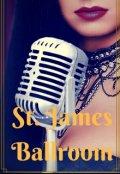 "Cubierta del libro ""St. James Ballroom"""
