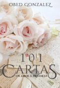 """Cubierta del libro """"101 Cartas"""""""