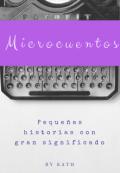 """Cubierta del libro """"Microcuentos"""""""