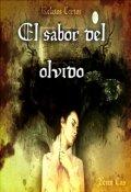 """Cubierta del libro """"El Sabor del olvido """""""