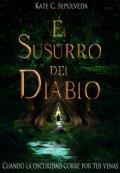 """Cubierta del libro """"El Susurro del Diablo"""""""