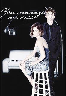 """Книга. """"You managed to me kill"""" читать онлайн"""